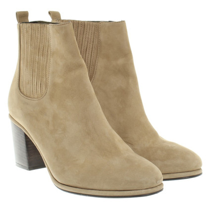 Opening Ceremony suede Boots