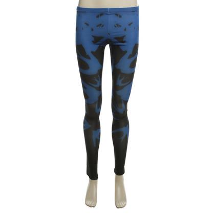 McQ Alexander McQueen Legging in bicolor