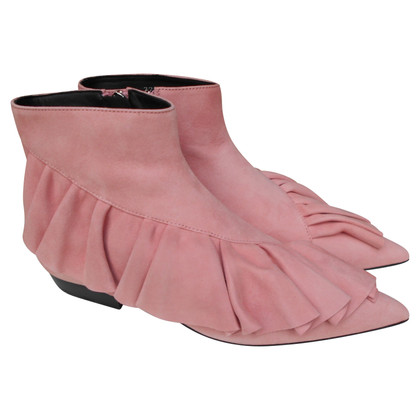 "J.W. Anderson ""Ruffle Boots"""