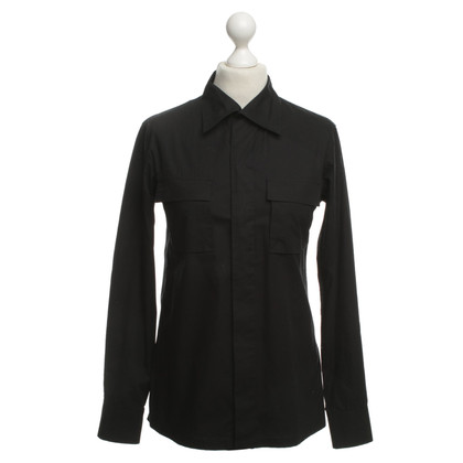 Y-3 Blouse in Black
