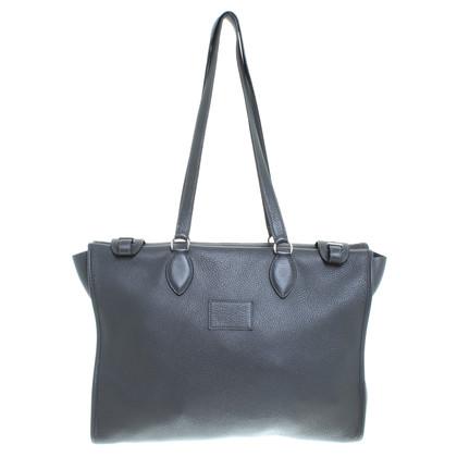 Hermès Shopper in grigio