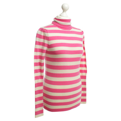 Juicy Couture Rollkragenpullover in Bicolor