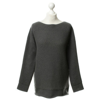 Iris von Arnim maglione di cashmere antracite
