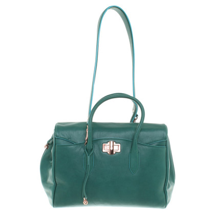 Navyboot Handbag in Green