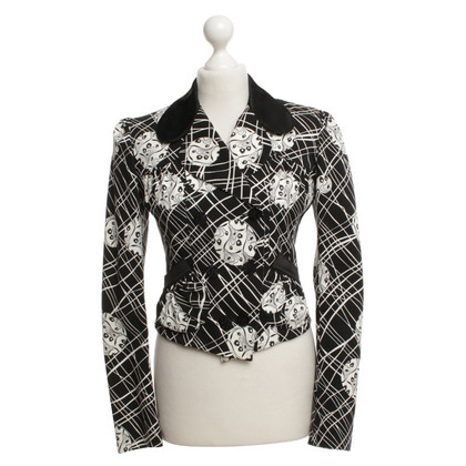 John Galliano Blazer with pattern