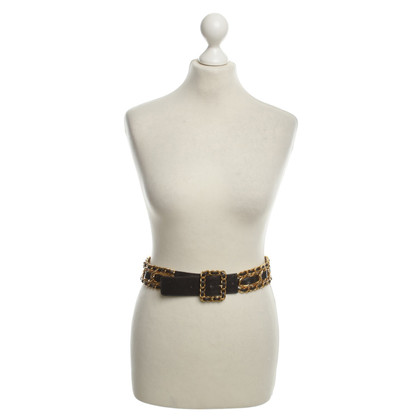 Chanel Belt with link chains