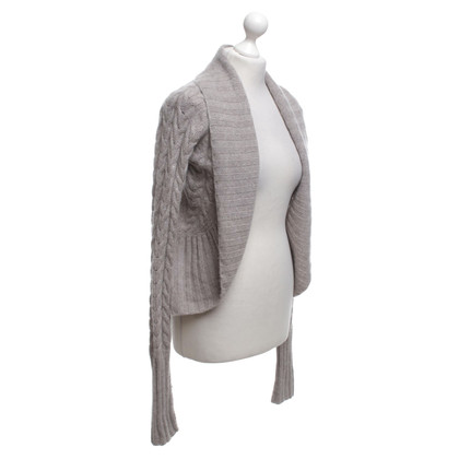 FTC Cardigan in cashmere con paillettes