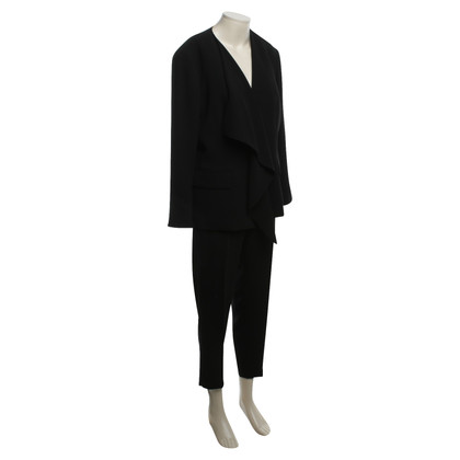 Max Mara Costume in zwart