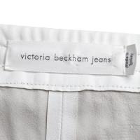 Victoria by Victoria Beckham Shorts aus Leder