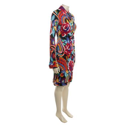 Etro Jurk met kleurrijke patronen