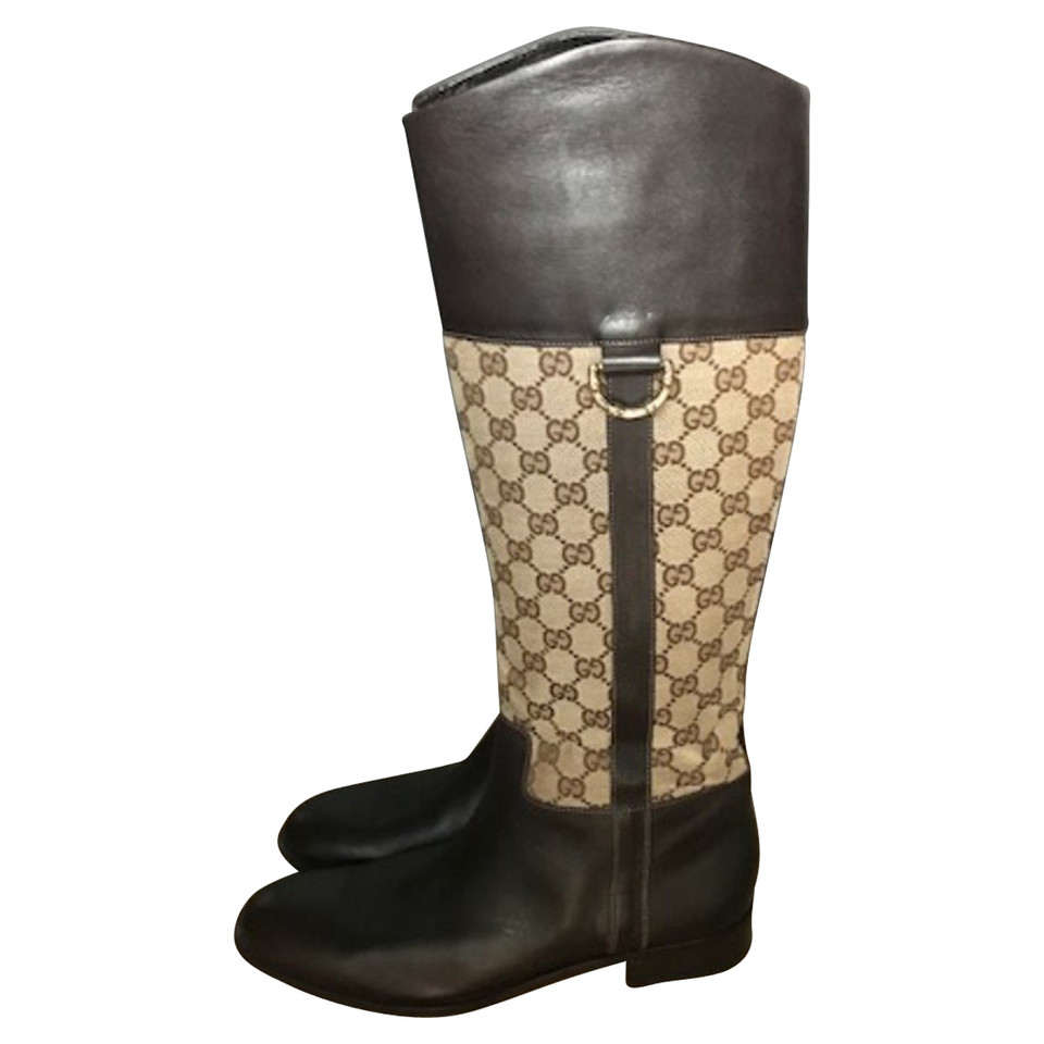 gucci boots buy second hand gucci boots for. Black Bedroom Furniture Sets. Home Design Ideas