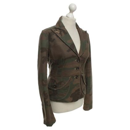 McQ Alexander McQueen Jacke mit Camouflage-Muster