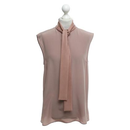 Gucci Silk top in blush pink