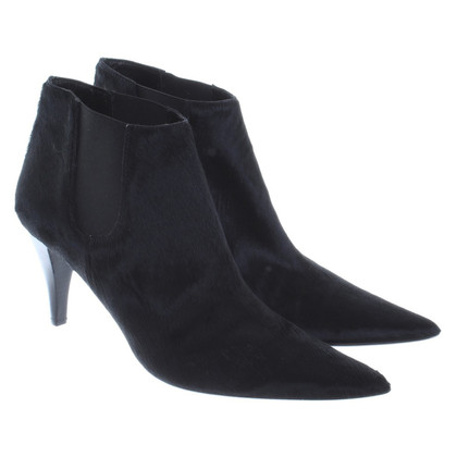 Konstantin Starke Ankle boots with fur