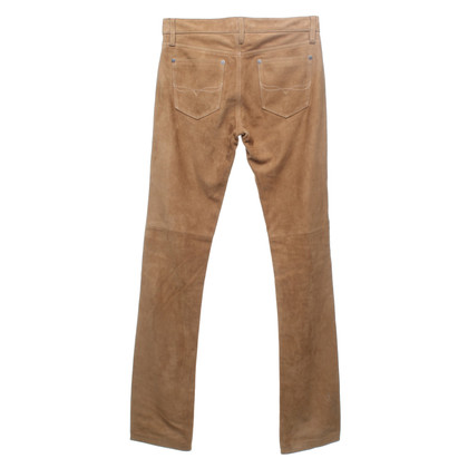 Ralph Lauren Leather pants in beige
