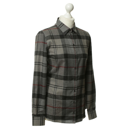 Barbour Shirt with Plaid