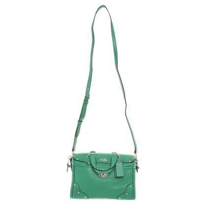 Coach Green purse