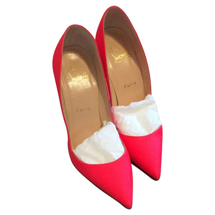 Christian Louboutin pumps in Bicolor