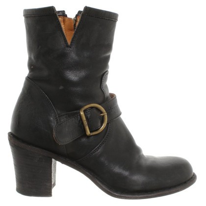 Fiorentini & Baker Boots in Schwarz