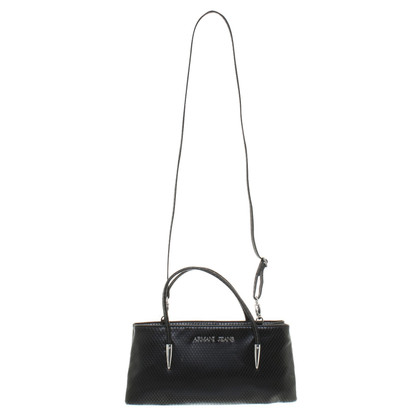 Armani Jeans Bag in nero