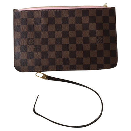 Louis Vuitton Pochette in Damier Ebene