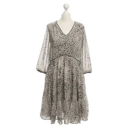 Twin-Set Simona Barbieri Kleid mit Muster