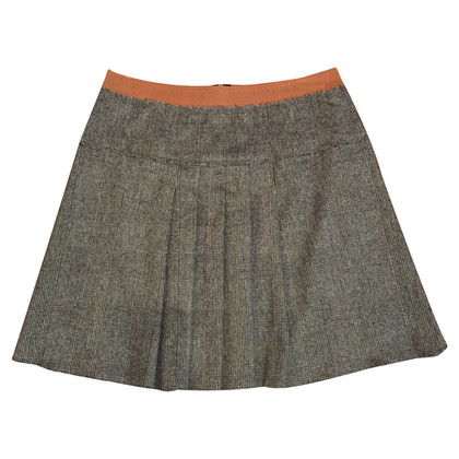 D&G Prince of Wales skirt