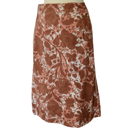 Schumacher Summer skirt Flower print