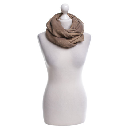 Pinko Scarf with logo pattern