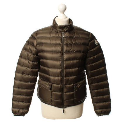 Moncler Down jacket in olive