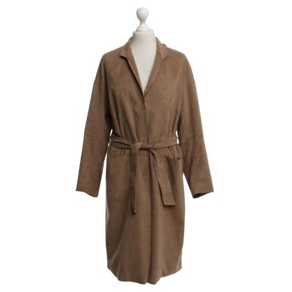 Filippa K Coat in oker