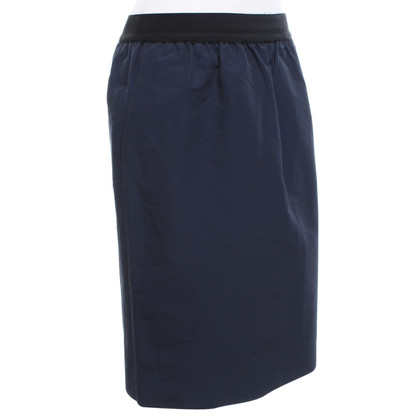 Céline skirt in dark blue