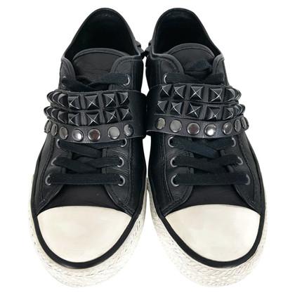 Ash bezaaid sneakers