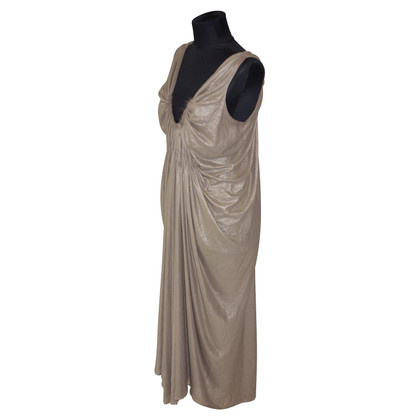 Plein Sud Kaftan-Kleid in Bronze