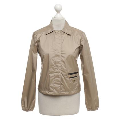 Prada Rain jacket in beige