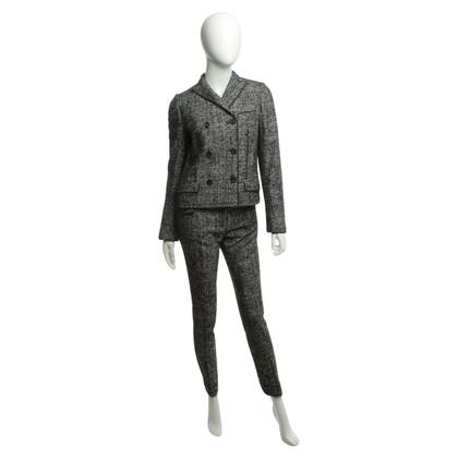 Dolce & Gabbana Tailleur pantalone in misto lana