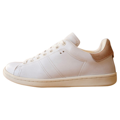 "Isabel Marant Etoile Sneakers ""Bart"" in bianco"