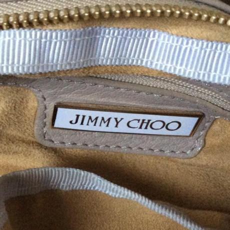 Jimmy Choo Handtasche Taupe Neueste Zum Verkauf Empfehlen Rabatt Freies Verschiffen Finish Billig Verkauf Extrem Finden Große Günstig Online PXtN8