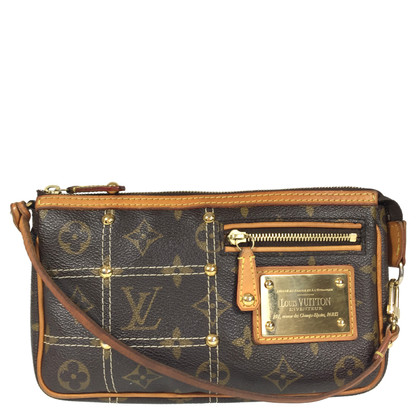 Louis Vuitton Pochette Accessoires Monogram Riveting