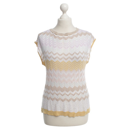 Missoni Brei Top patroon