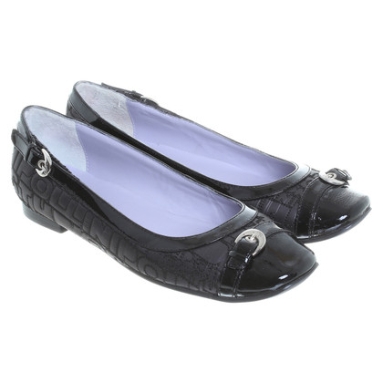 Pollini Ballerinas in black