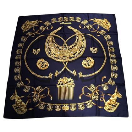 Les Chiffoniers Zijden sjaal