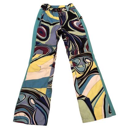 Emilio Pucci pantaloni da sci
