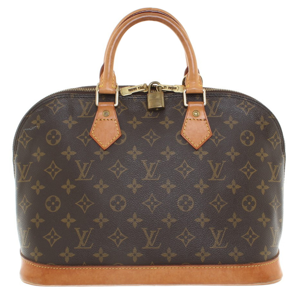louis vuitton henkeltasche in braun second hand louis vuitton henkeltasche in braun gebraucht. Black Bedroom Furniture Sets. Home Design Ideas