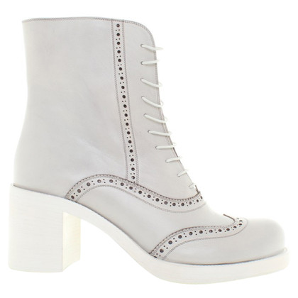 Miu Miu Boots in grey