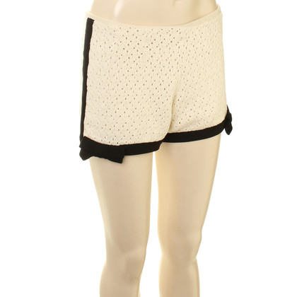 Red Valentino Shorts in cream