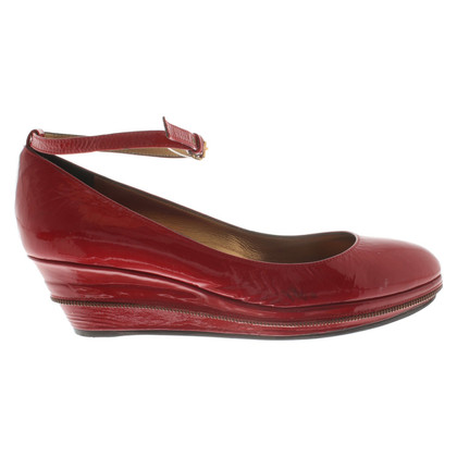Pollini pumps in patent leather