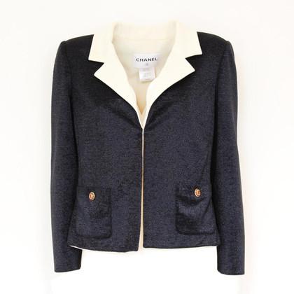 Chanel Jacke in Bicolor