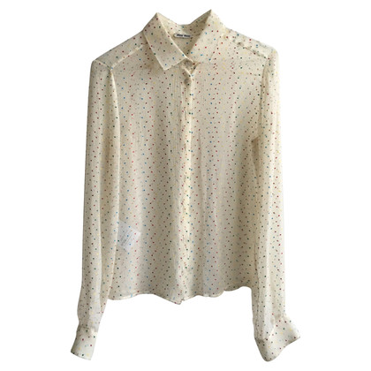Miu Miu Blouse with points