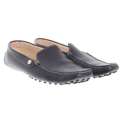 Tod's Loafers in zwart